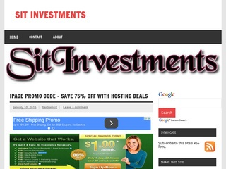 sitinvestments Sponsored Blog Review