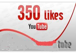 I will give you 350 Guaranteed YouTube Likes 6$ [Real human]or 4 orders offer bonus For 150 Likes,for 6 orders offer bonus For  200 Likes