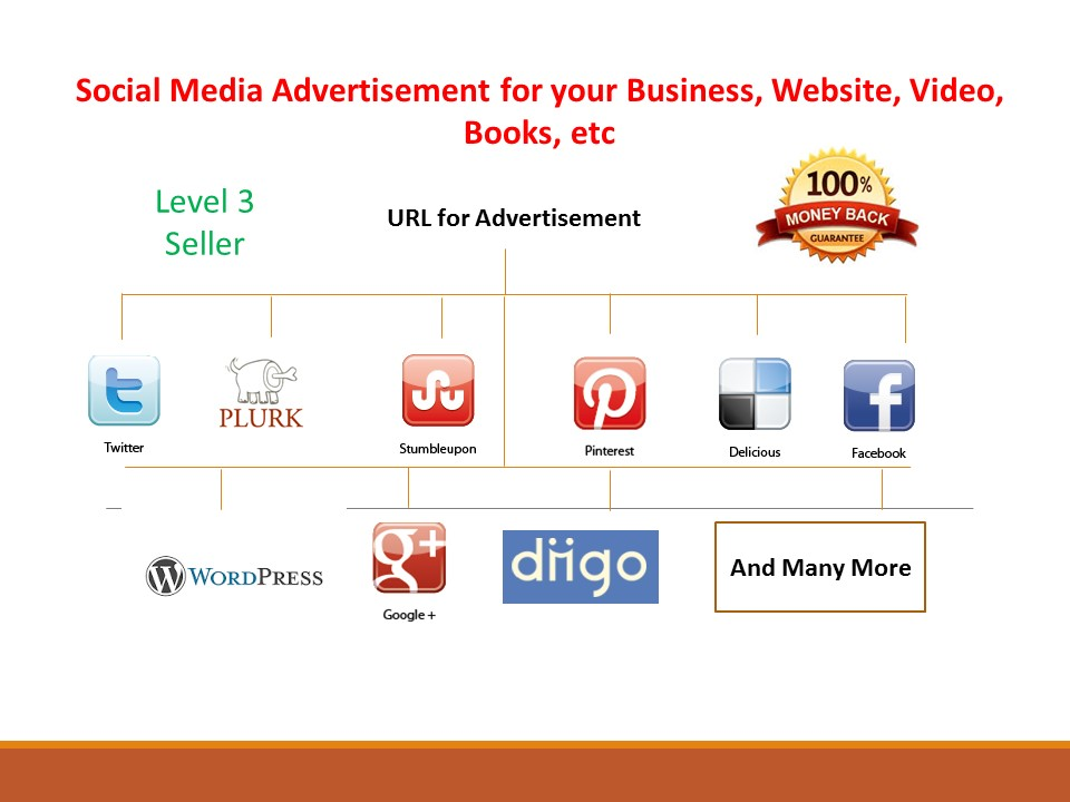 Advertise your business to a large social network plus a guest blog post