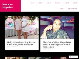 Kontoure Magazine