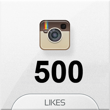 give 10 - 500 Real LIKES on your 1 Instagram picture