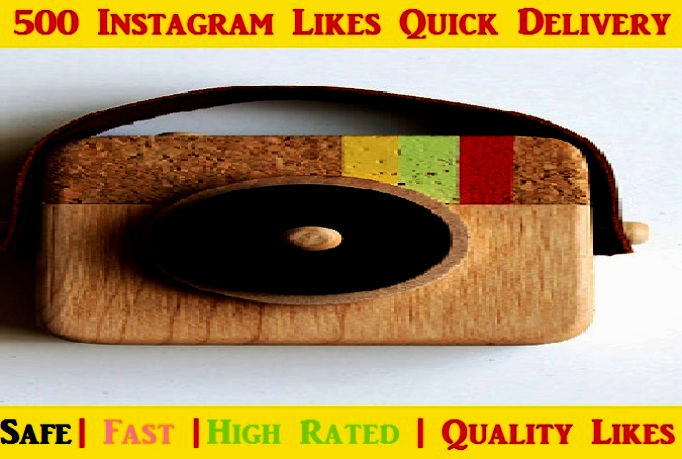 Instagram followers will say wow  and they will ask you how to get Instagram likes on Photo  fast like  max 5 pics for 500 likes 