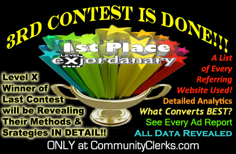 2-Time Winner of Affiliate Contest will Help get u Affiliates from the Official SEOClerks Blog