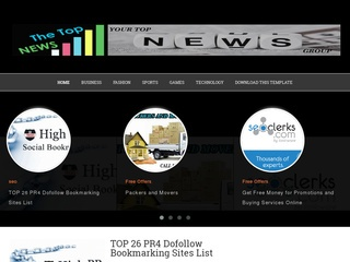 Your Top News Group Guest Blog Post