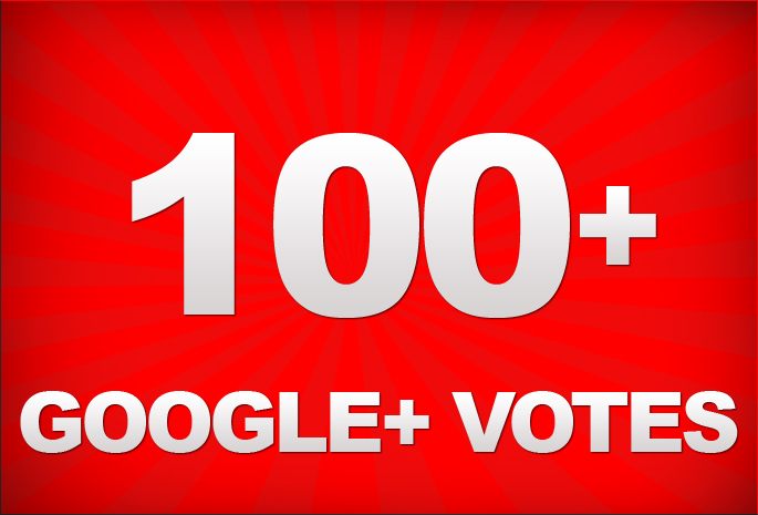 Add 100+ USA GOOGLE Plus Votes to Any Websites OR 100+ U... for $1