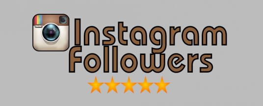 5500 Instagram Followers within 24-72 Hours for $5