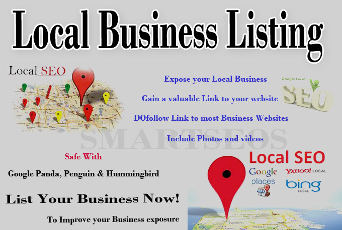 Submit Business Details ON 100 TOP USA/UK/CA/AU CITATIONS SITES