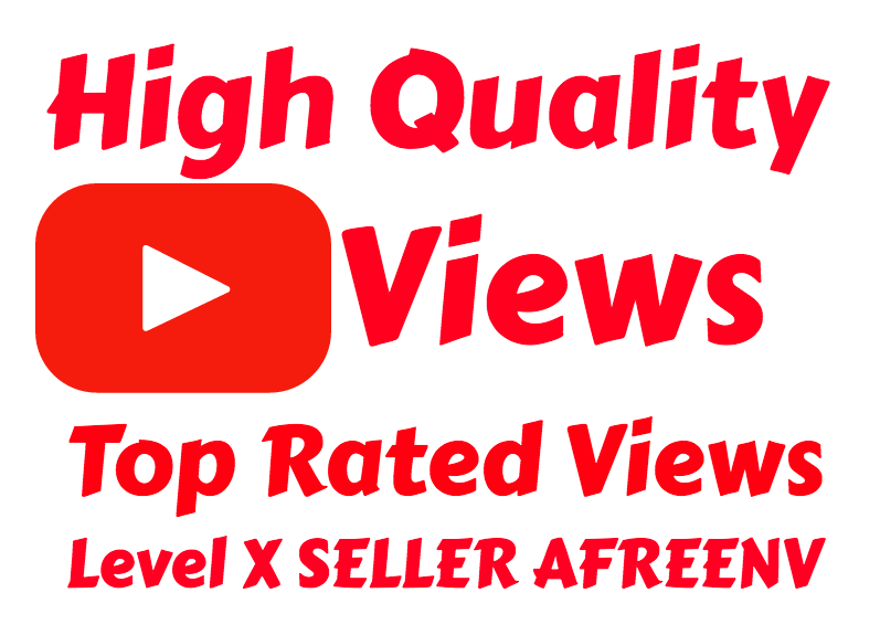 Get 10,000+ NON DROP- HIGH QUALITY VIEWS