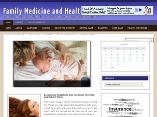 do REVIEW your site or product on my HQ PR1 Medicine and Health Blog