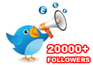Provide 20222+ Real Looking Twitter Followers in a fantastic way to improve the worth of your account by sending Quality Twitter Followers