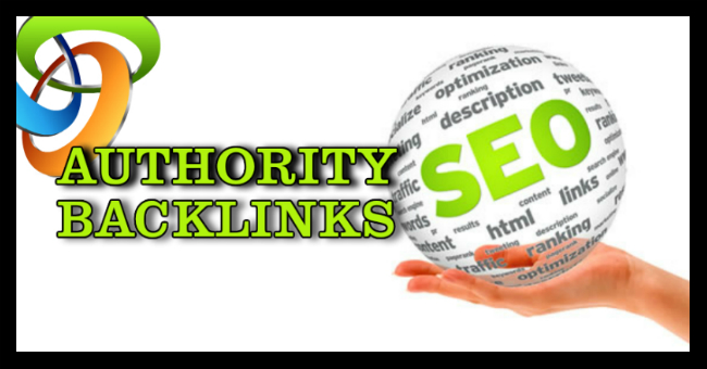 We will help dominate SEO ranking with authority backlinks