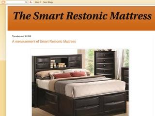 The Smart Restonic Mattress Sponsored Blog Review