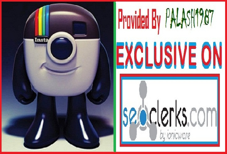 add Instantly 500 Instagram Followers Or  500 Likes o... for $1