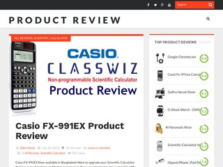 Review site backlink from DA-32, PA-31 Sponsored Blog Review