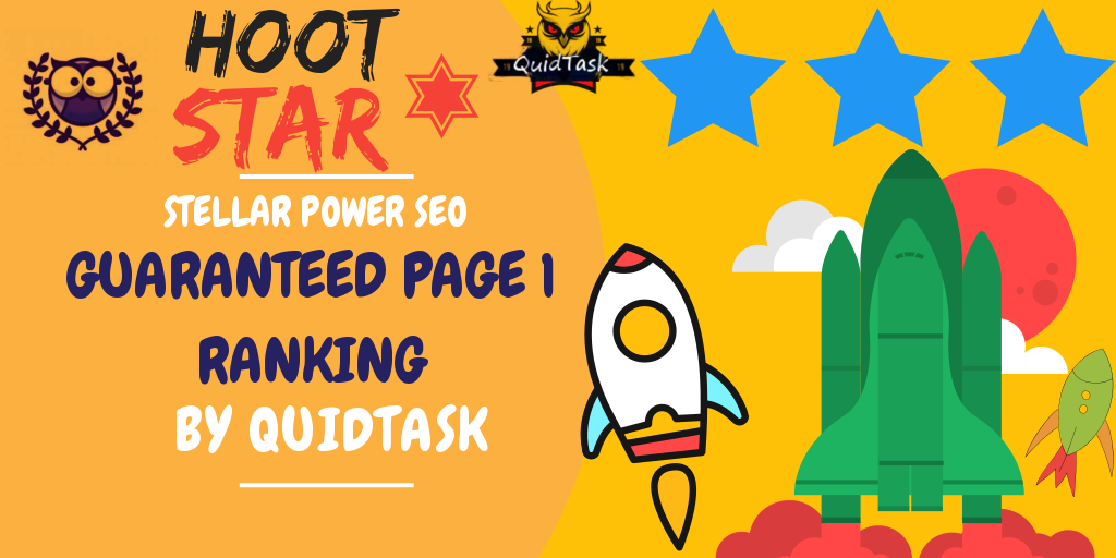 HOOT Star - 100 Services In 1 - 100,000+ Links - Video, Testimonial, Backlinks, Signals, Web 2.0, Tier 2 Links, Traffic, Promotional Resources Design & more