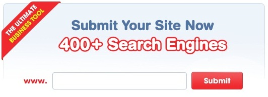 SUBMIT YOUR WEBSITE To 400++ Search Engine