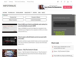 Infotanus blog