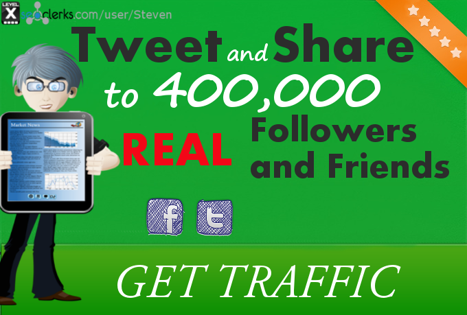 Promote your music to 400,000 Real Followers
