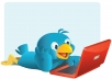 give you 415+ Twitters Followers 100% real on your website