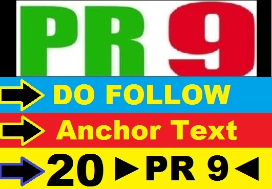 give you PR9 Business Niche blogroll dofollow sitewide backlink