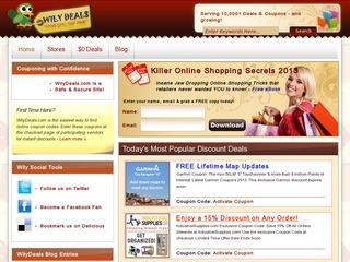 WilyDeals. com Sponsored Blog Review