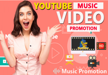 Viral YouTube Promotion in less then 24 - 48 Hours