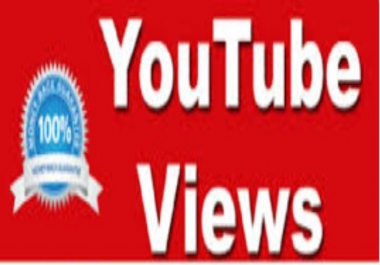FAST Eight Thousand+ HQ Youtube Promotion in less then 24 - 48 Hours