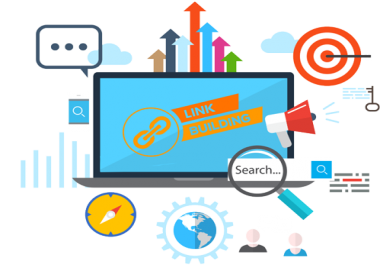 Manual SEO link building package - boost your website ranking