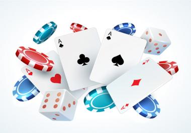 Guaranteed Page 1 Of Google Search Engine Analytics 100,000 Casino Gambling Website People Traffic