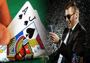 Google First Page Service SEO Reports Gaming Blackjack Blogroll Gambling Websites 1 Keyword