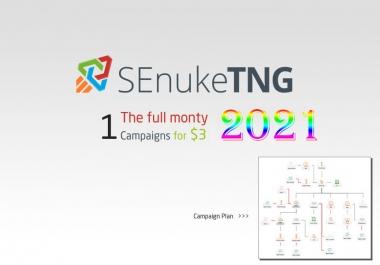 SEnuke TNG The full monty 2021