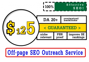 effective off-page optimizations that google can't resist
