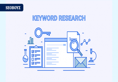 Research 10 most profitable keywords for your site