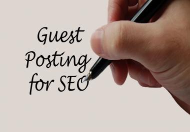 2 Guest Posts on TECHNOLOGY NICHE DA87-PA89 Guest Blogging Link Building SEO