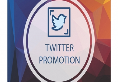 Promote your Twitter to our Communities - Growth Service