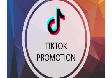 Promote your TikTok to our Communities - TikTok Promotion