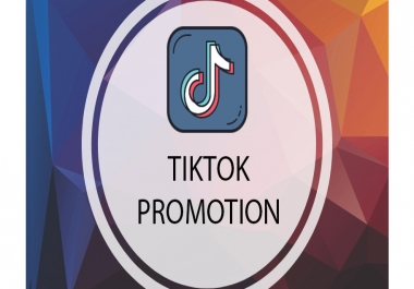 Promote your TikTok to our Communities - Growth Service