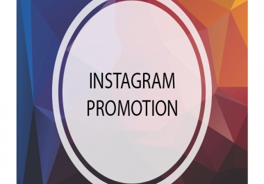 Promote your Instagram to our Communities - Instagram Promotion