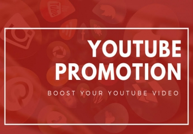 youtube video promtion real way