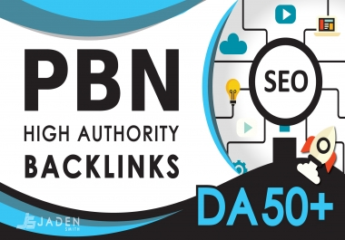 CREATE 15 PBN 50 PLUS DOMAIN AUTHORITY DOFOLLOW BACKLINK