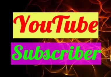 Guarantee 44 YouTube Sub Promotion