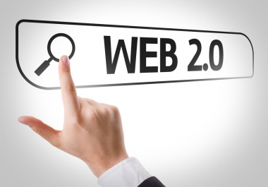 20 Top Quality Web 2.0 Blogs Backlinks (Dedicated accounts)