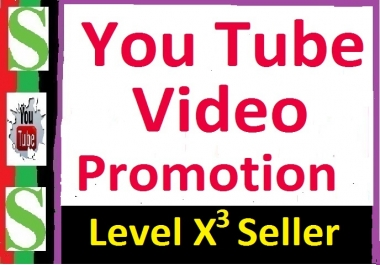 Organic YouTube Video Promotion Marketing