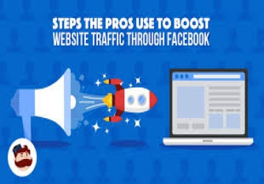 I Will Create A Facebook Ad To Drive Traffic To Your Website