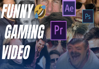 Video Edit Your Funny Video Gameplay