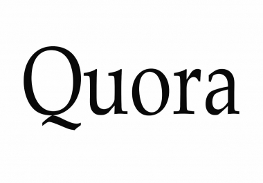Guaranteed 12 high quality quora answer for your website traffic
