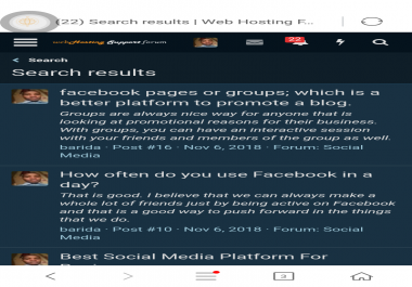 I will Write Original and SEO Optimized Forum Posts for your Forum.