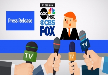 Press Release Distribution to MarketWatch, FOX, Digital Journal and many more