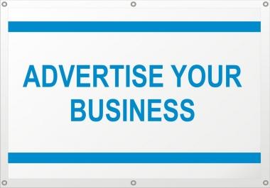 6 Month Banner Advertising on Ayelads.com