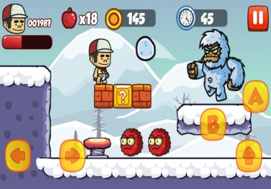 I will provide money making android game apk ready to publish